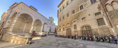 Immagine del virtual tour 'Logge del Papa - sec. XV'